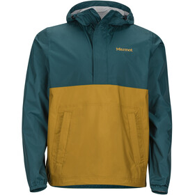 Marmot PreCip Anorak Men Deep Teal/Dirty Gold